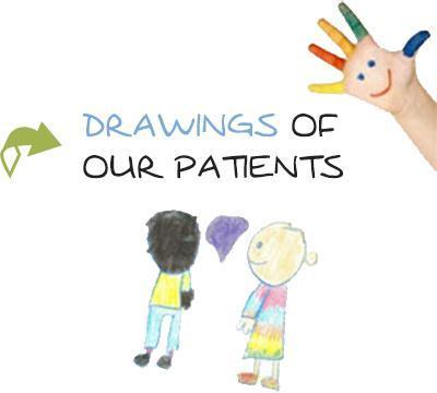 Drawings of our little patients